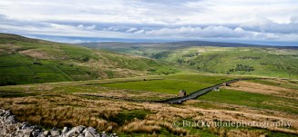 From Buttertubs towards Swaledale