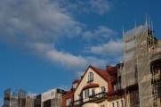 북유럽의 건물은 지금까지 본 유럽과 크게 다르지 않다.