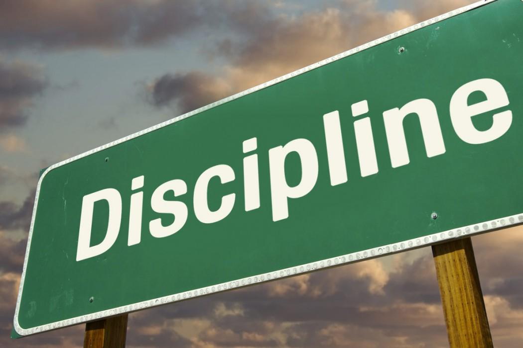 The Misconception of Discipline   Brad Carroll