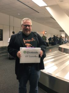 QB Connect 2016 - Brad at SFO