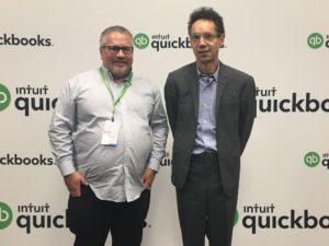 QB Connect 2016 - Brad Celmainis and Malcolm Gladwell