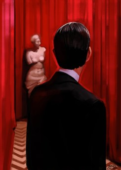 Welcome to the Black Lodge