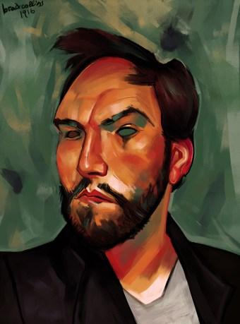Self Portrait 002
