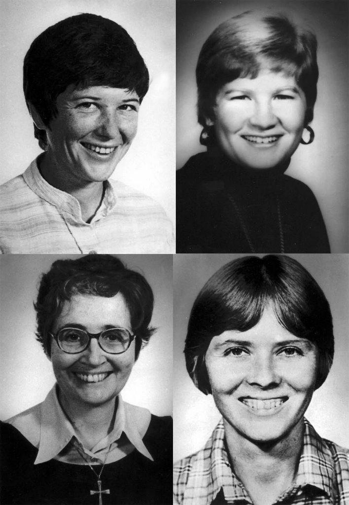 4 Slain Catholic Missionaries