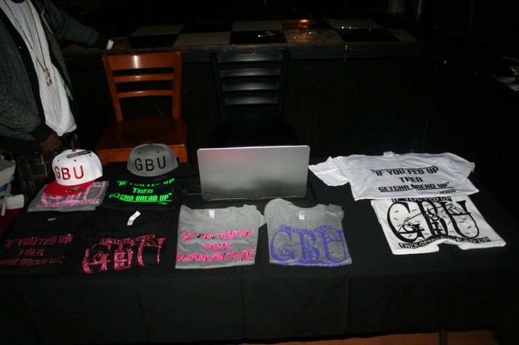 The Merch Table (2)