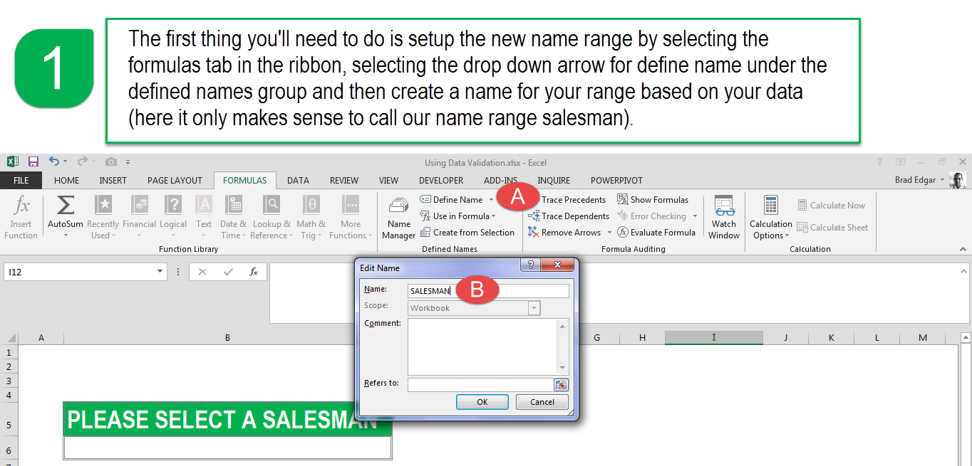 To Certain Ranges Ofrmation Using Formulas And Other Excel Tools Let's Look  At How We Can