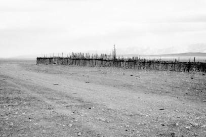 Slant Fence