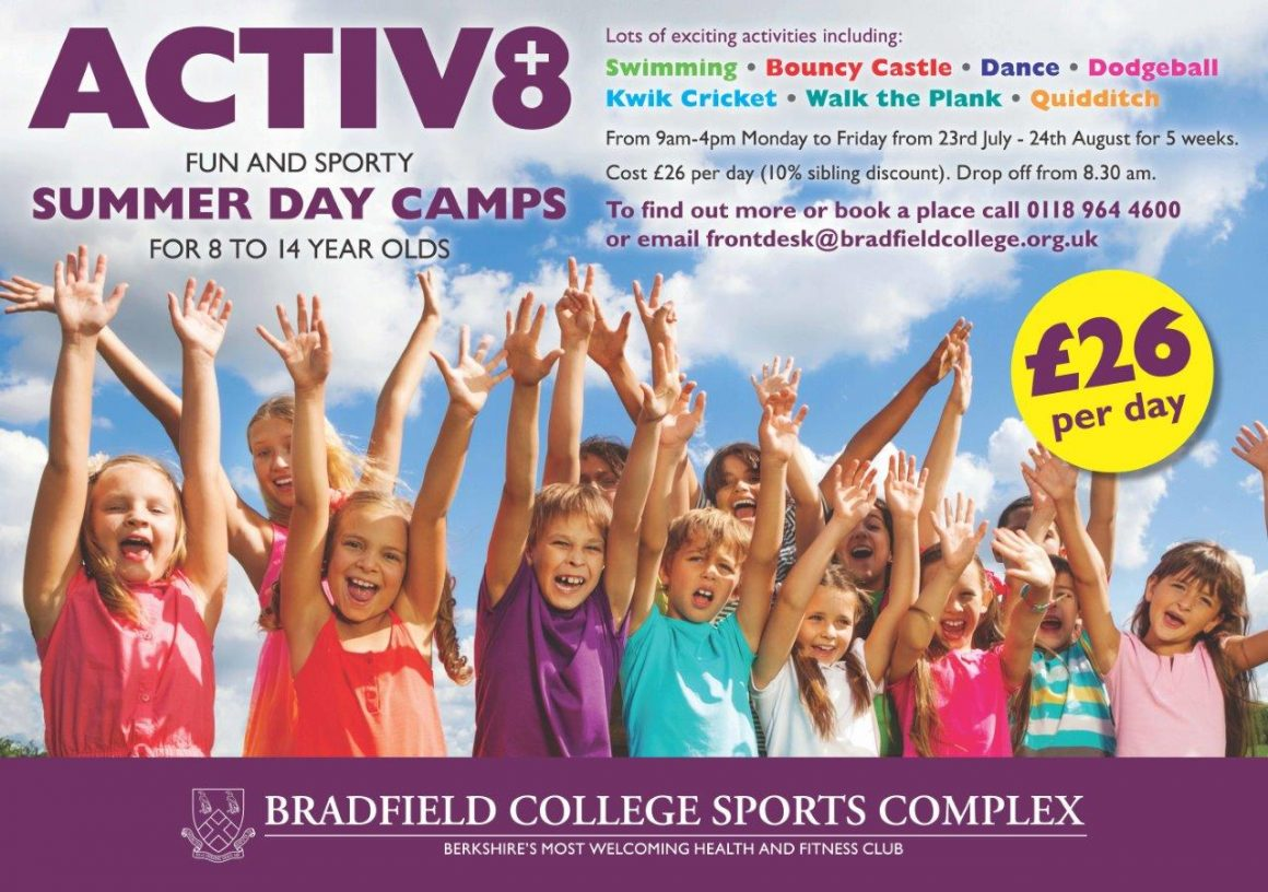 Bradfield Activ8 Summer Day Camps