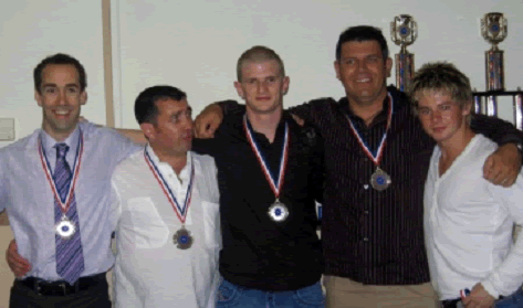 2007 World BAA Mens Tanto Team