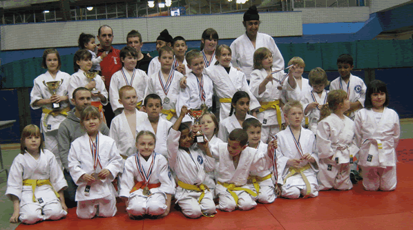 Bradford Juniors at the 2010 Northern Area Championship