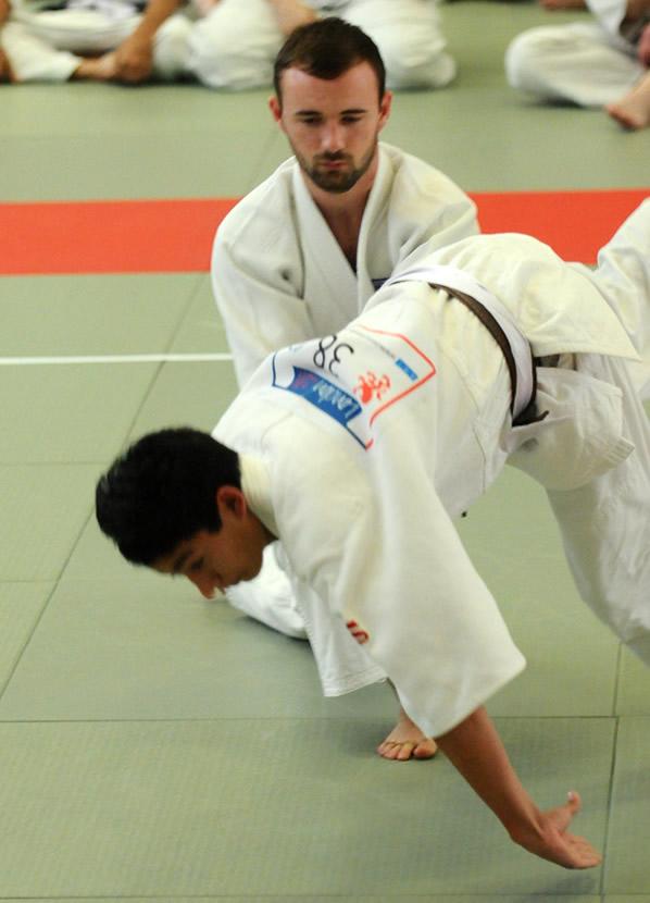 Lee and Bradley: Koryu Goshin no Kata / Dai San