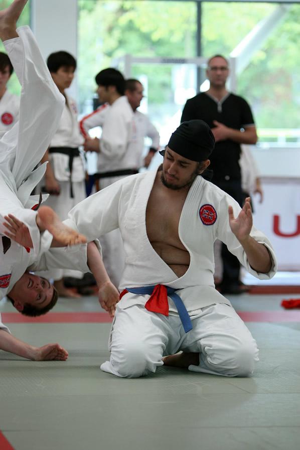 Seb and Amardeep: Koryu Goshin no Kata / Dai San