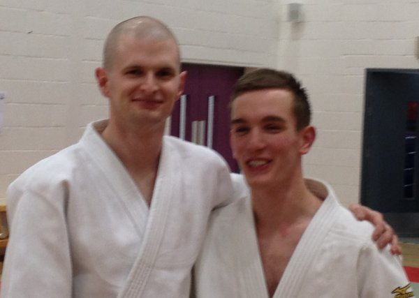 Phil and Seb win gold in 2012