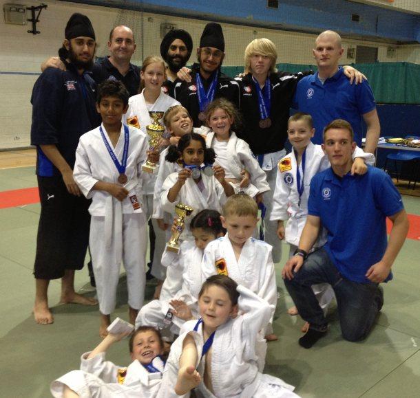 2013 BAA Junior National held in Bradford