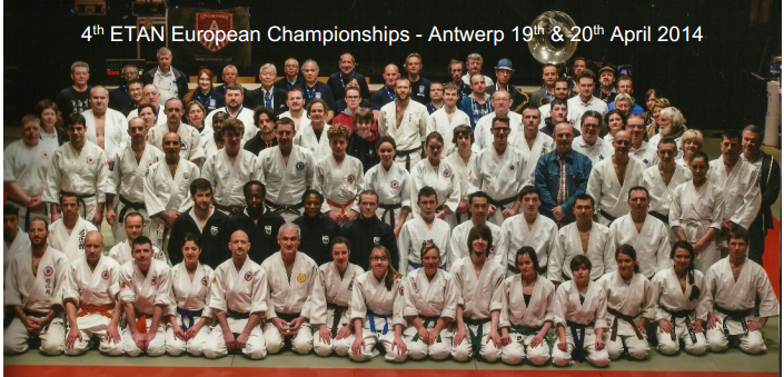 4th ETAN European Championships in Antwerp