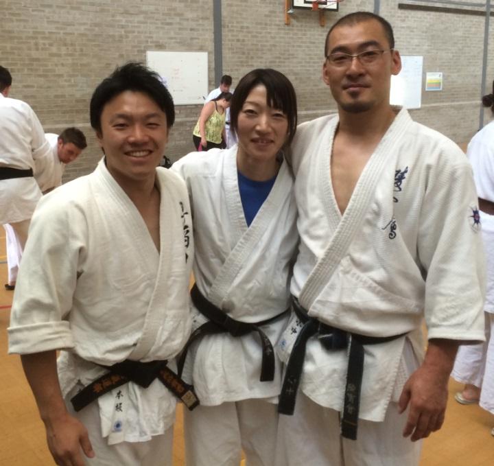 Yuki, Keiko Konaka, Junji Konaka