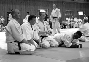2017 Japan Mens GB Team Randori