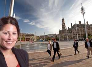 Promoting the city centre is at the top of the BID agenda