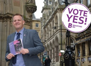 Bradford is 'perfectly primed for the benefits the BID can bring'