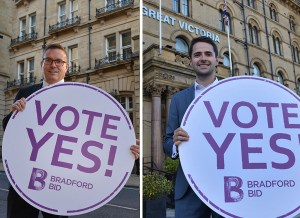 Historic hotels unite in vote for Bradford BID