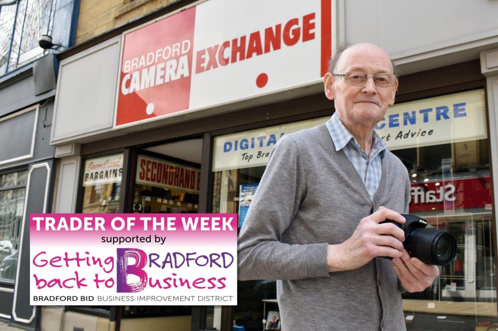 Trader of the Week – Bradford Camera Exchange