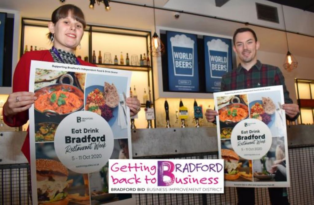 Bradford's first ever Restaurant Week is set to Launch