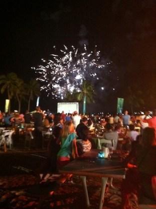 Atlantis Fireworks