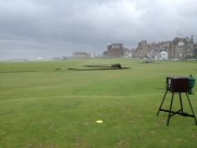 18th Tee Box St. Andrews Old Course