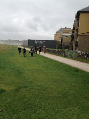 Road Hole St. Andrews Old Course