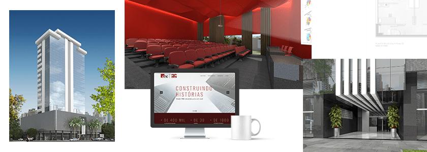Um novo site para quem constrói histórias