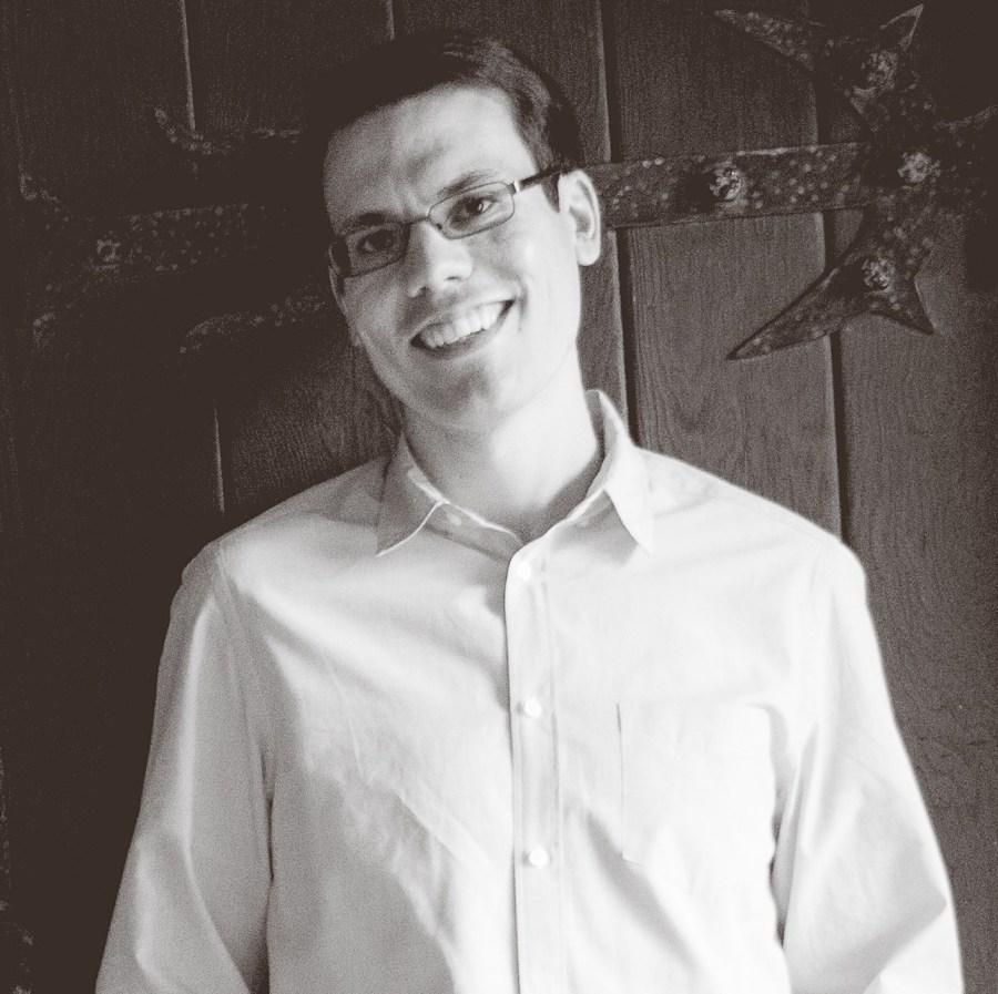 Brad Jashinsky Headshot