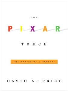 The Pixar Touch Books