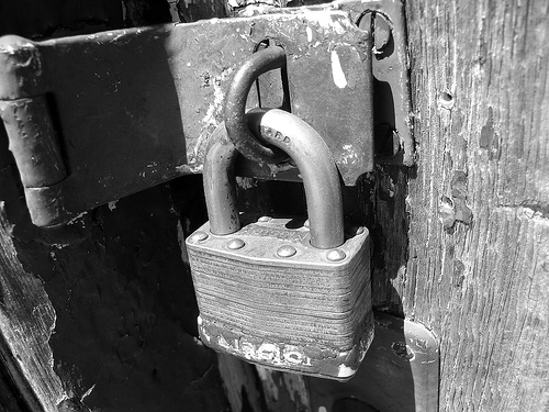Easily secure your WordPress website - Padlock Image