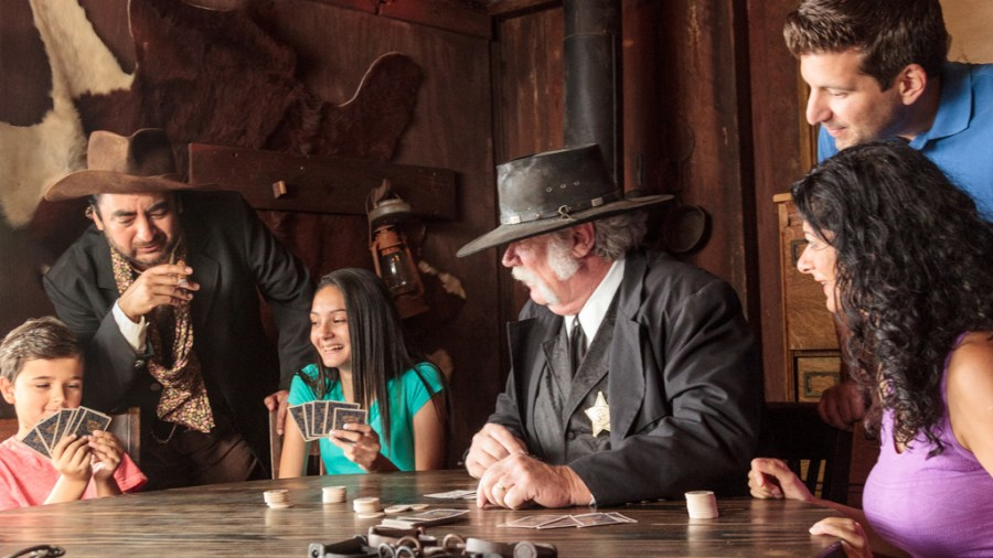 Ghost Town Alive! Memorable Moment At Knott's Berry Farm