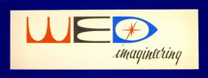 WED Imagineering logo