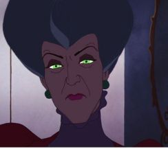 Lady Tremaine from Disney's Cinderella