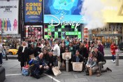 D23 Times Square