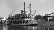 disneyland riverboat