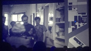 Walt in hyperion coffee shop