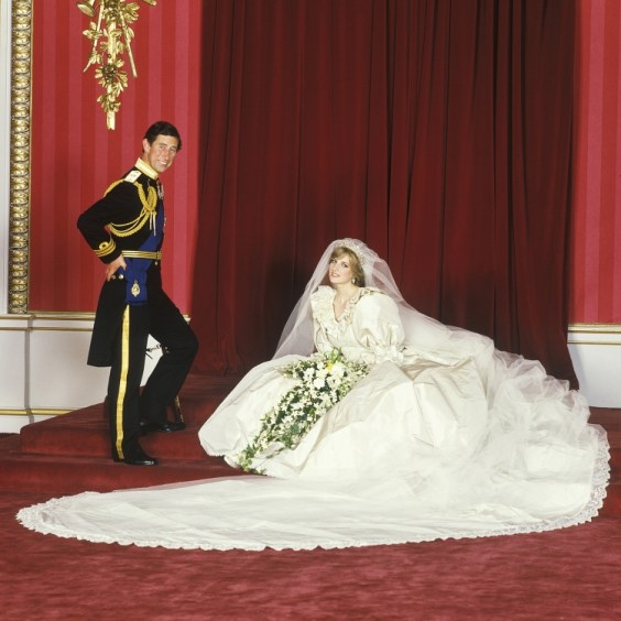 Despite their wedding ceremony looking as if it popped straight out of a storybook in 1981, the actual marriage of Charles, the Prince of Wales to Lady Diana Spencer was anything but a fairy tale where everyone ended up happily ever after. (wikipedia.org)