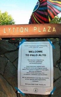 Lytton Plaza
