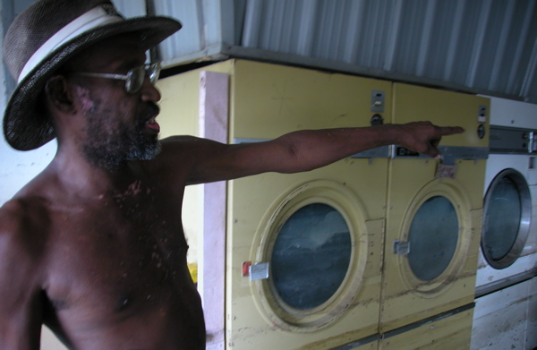 Laundromat in New Orleans