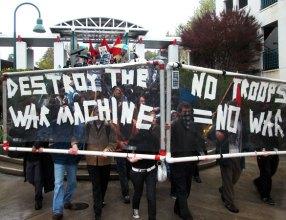 Destroy the War Machine