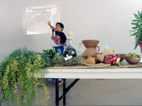 Presentation in Madera, California, August 18, 2007, on the role medicinal plants can play in the maintenance of health, both naturally and economically.