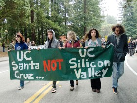 UC Santa Cruz Not UC Silicon Valley