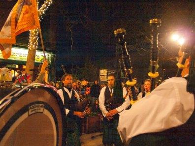 Santa Cruz Pipes and Drums