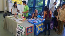 Label GMOs & Banana Slugs for Animals