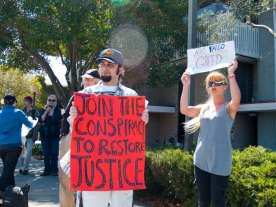 Join the Conspiracy to Restore Justice