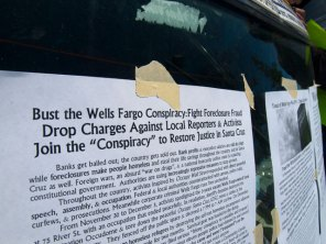 Bust the Wells Fargo Conspiracy
