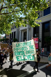 Watsonville Supports the Santa Cruz Eleven